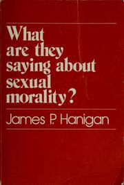 What are they saying about sexual morality?