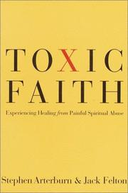 Cover of: Toxic faith