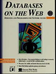 Cover of: Databases on the Web | Patricia Ju