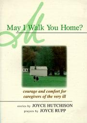 Cover of: May I walk you home?