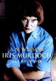 Cover of: Iris Murdoch, as I knew her