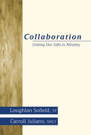 Cover of: Collaboration | Loughlan Sofield