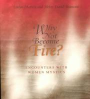 Cover of: Why not become fire?