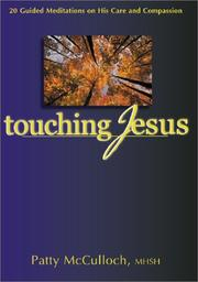 Cover of: Touching Jesus