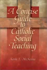 Cover of: A Concise Guide to Catholic Social Teaching