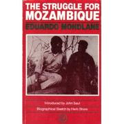 Cover of: Struggle for Mozambique | Eduardo Mondlane