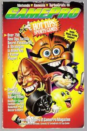 Cover of: GamePro Hot Tips: Sports Games