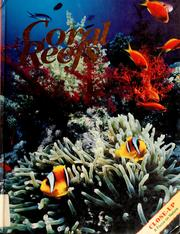 Cover of: Coral reefs | Dwight Holing