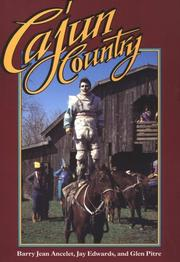 Cover of: Cajun country