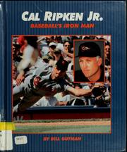 Cover of: Cal Ripken, Jr. | Bill Gutman