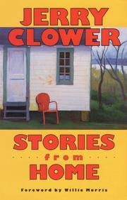 Cover of: Stories from home | Jerry Clower