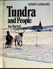 Tundra and people by Ian Barrett