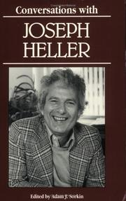 Cover of: Conversations with Joseph Heller