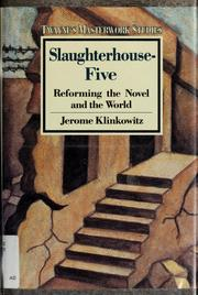 Cover of: Slaughterhouse-five | Jerome Klinkowitz