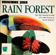 Cover of: Rain forest | Frank Greenaway