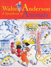 Cover of: A symphony of animals