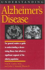 Cover of: Understanding Alzheimer