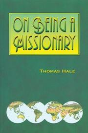 Cover of: On being a missionary