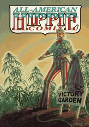 Cover of: All American Hippie Comix