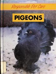 Cover of: Pigeons by Carlienne Frisch