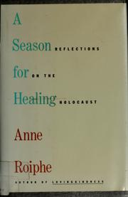 Cover of: A Season for Healing