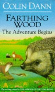 Cover of: Adventure Begins (Farthing Wood S.)