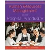 Cover of: Human resources management in the hospitality industry | David K. Hayes