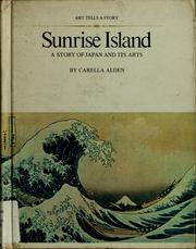 Cover of: Sunrise island | Carella Alden