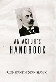 Cover of: An Actor