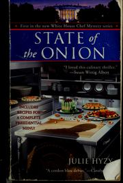 State of the Onion (Berkley Prime Crime Mysteries)