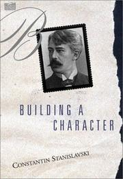 Cover of: Building a Character | Konstantin Stanislavsk1