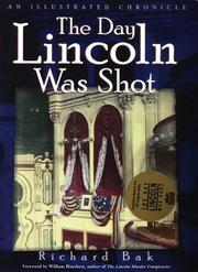 Cover of: The day Lincoln was shot