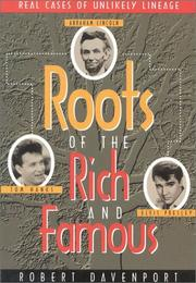 Cover of: Roots of the rich and famous
