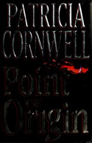 Cover of: Point of origin | Bernard Cornwell