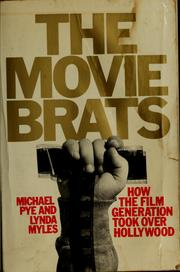 Cover of: The movie brats | Michael Pye