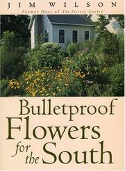 Cover of: Bulletproof Flowers for the South