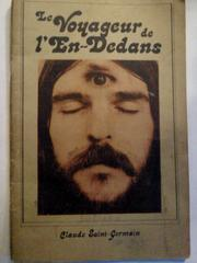 Cover of: Le voyageur de l'En-Dedans by Claude Saint-Germain
