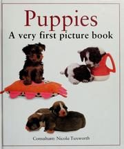 Cover of: Puppies | Nicola Tuxworth