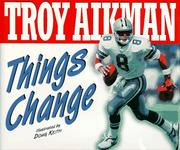 Cover of: Things change