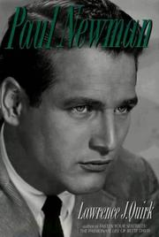 Cover of: Paul Newman