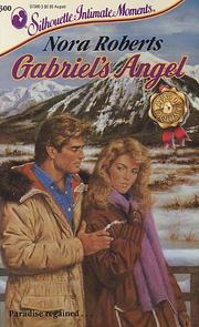 Cover of: Gabriel's angel