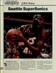 Cover of: Seattle SuperSonics | Michael E. Goodman