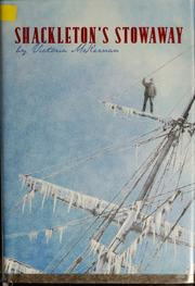 Shackleton's stowaway by Victoria McKernan