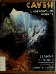 Cover of: Caves! | Jeanne Bendick