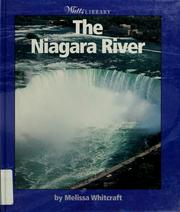 Cover of: The Niagara River | Melissa Whitcraft