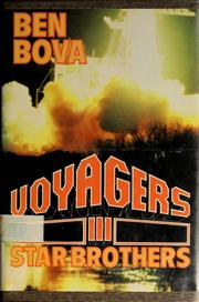 Cover of: Voyagers III | Ben Bova