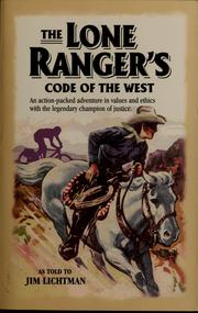 Cover of: The Lone Ranger