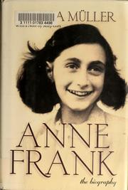 Cover of: Mädchen Anne Frank