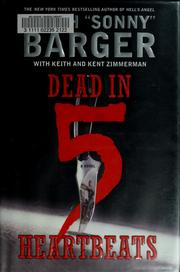Cover of: Dead in 5 heartbeats | Ralph Barger