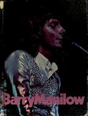 Cover of: Barry Manilow | Ann Morse
